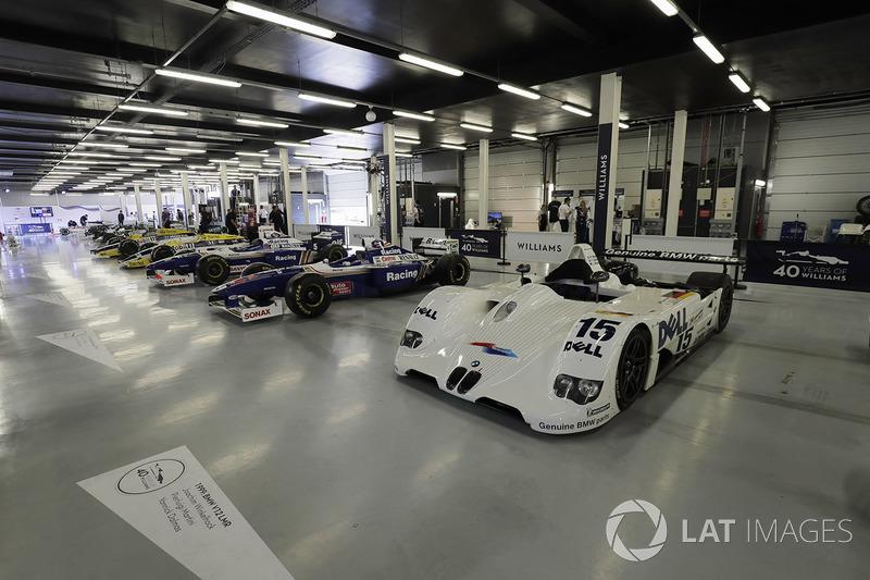 Автомобили Williams
