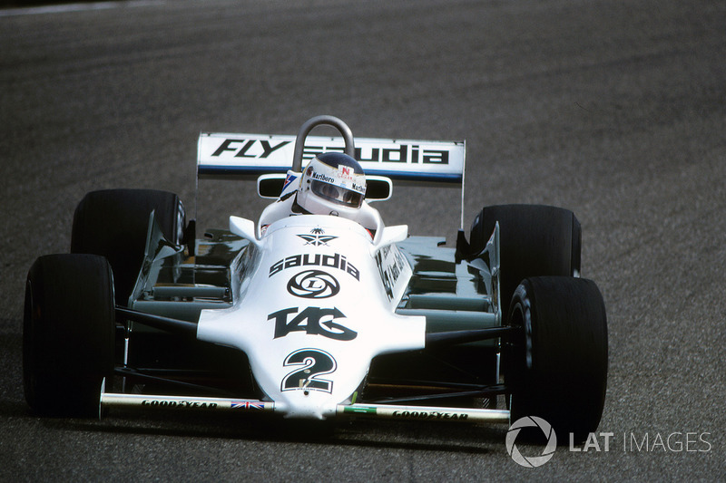1981: Williams-Cosworth FW07C