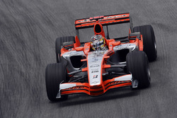 Tiago Monteiro, Spyker Midland MF1 M16