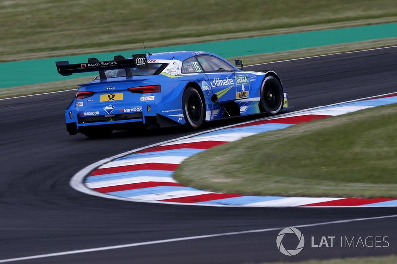 Robin Frijns, Audi Sport Team Abt Sportsline, Audi RS5 DTM at Lausitzring