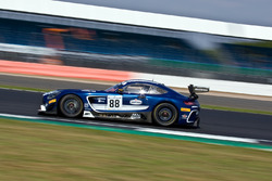 #88 Mercedes-AMG Team Akka ASP Mercedes-AMG GT3: Raffaele Marciello, Tristan Vautier, Adam Christodoulou