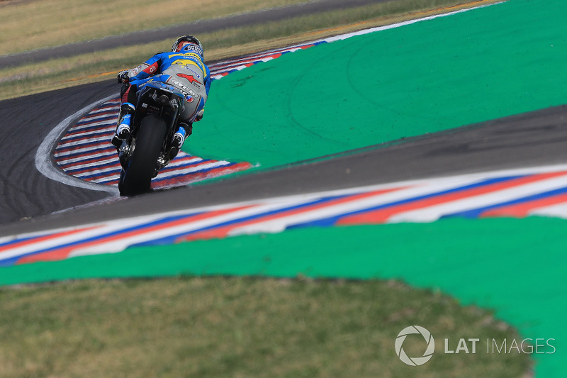 MotoGP Fotogallery: Thomas Lüthi nel Gran Premio d'Argentina