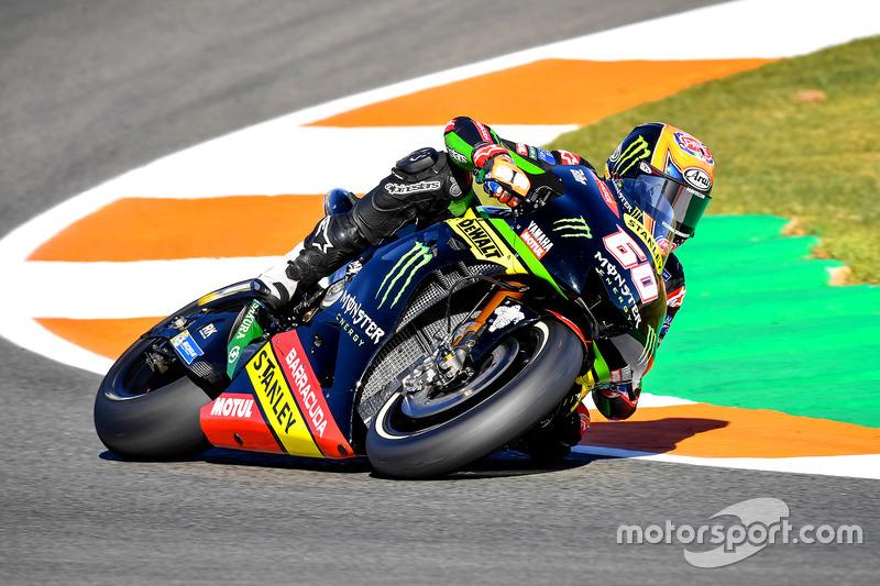 25. Michael van der Mark, Monster Yamaha Tech 3