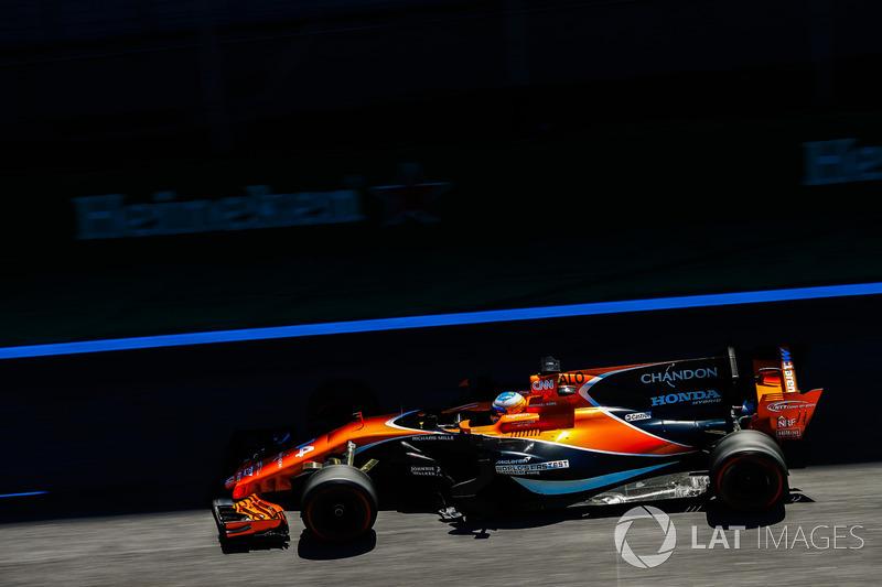 8. Фернандо Алонсо, McLaren