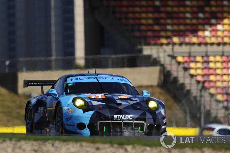 3. GTE-Am: #77 Dempsey-Proton Racing, Porsche 911 RSR
