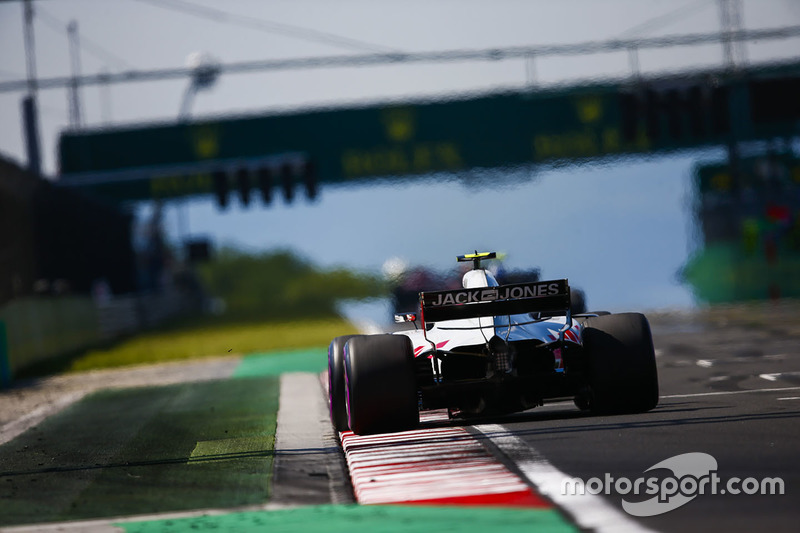 В Венгрии оба пилота Haas финишировали в очковой зоне – после Гран При Австрии это случилось только второй раз в сезоне