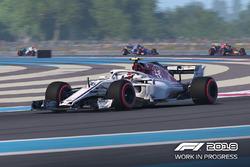Скриншот из игры F1 2018