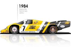 1984: Porsche 956