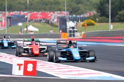 David Beckmann, Jenzer Motorsport devant Niko Kari, MP Motorsport