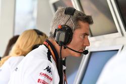 Xevi Pujolar, Sauber Head of Track Engineering