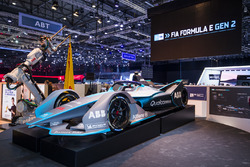 Formula E Gen2 unveil