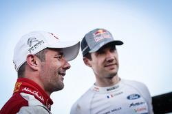 Sébastien Loeb, Citroën World Rally Team, Sébastien Ogier, M-Sport Ford WRT