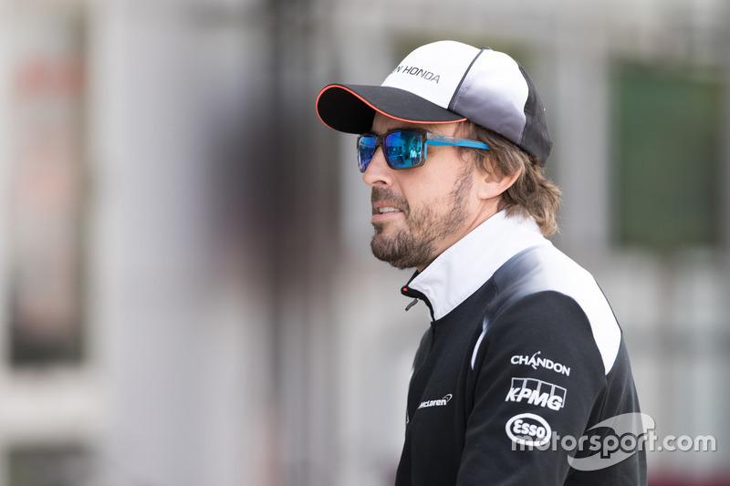 Fernando Alonso,Mclaren F1 team
