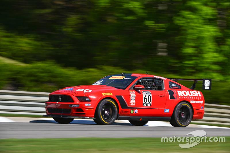 #60 Roush Performance, Ford Mustang Boss 302: Jack Roush Jr.