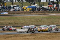 Leonel Sotro, di Meglio Motorsport Ford, Nicolas Bonelli, Bonelli Competicion Ford, Mathias Nolesi,