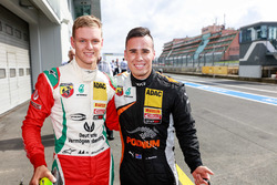 Мик Шумахер, Prema Powerteam и Джозеф Моусон, Van Amersfoort Racing