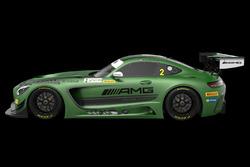 Mercedes-AMG von Renger Van der Zande, Mercedes-AMG Driving Academy