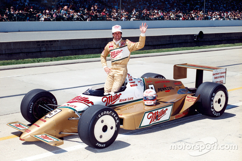 1988 - CART: Danny Sullivan (Penske-Chevrolet PC17)