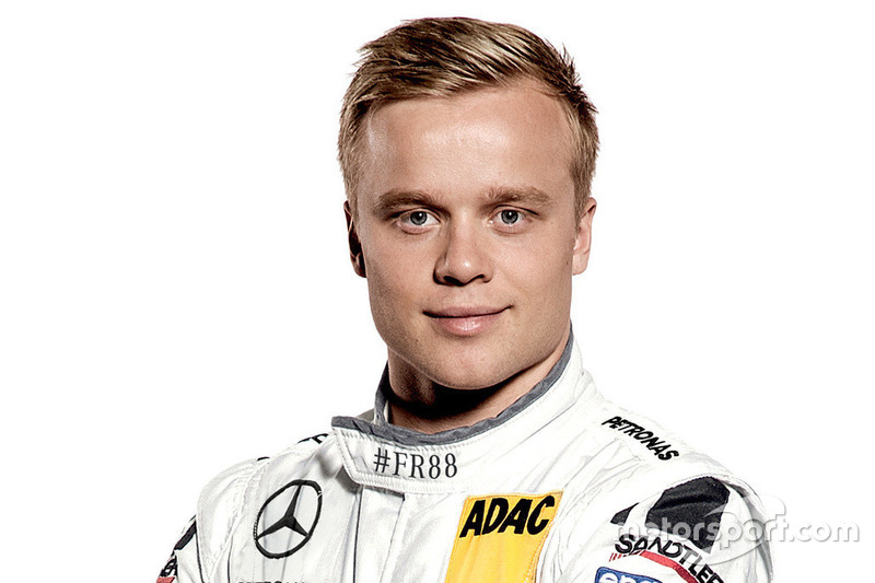 Феликс Розенквист, Mercedes-AMG Team ART