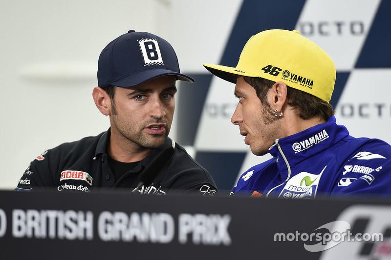 Valentino Rossi, Yamaha Factory Racing, Hector Barbera, Avintia Racing