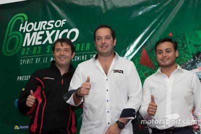 Conférence de présentation des 6 Heures de Mexico
