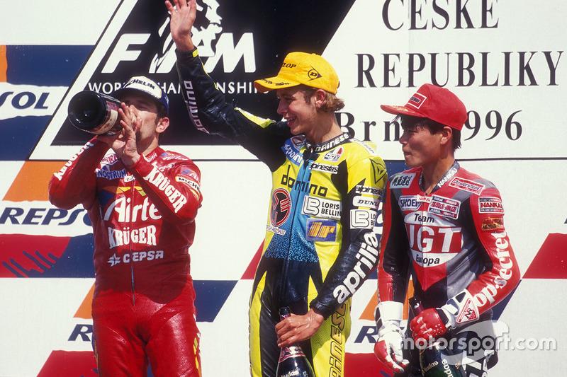Brno 1996 - La primera victoria