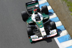 Andre Lotterer, Valentin Team Tom's