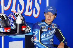 Shinya Nakano, Gauloises Yamaha Tech 3