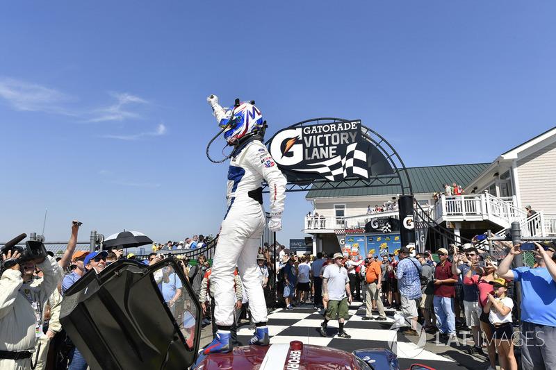 #66 Chip Ganassi Racing Ford GT, GTLM: Dirk Müller
