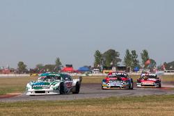 Carlos Okulovich, Maquin Parts Racing Torino, Juan Martin Trucco, JMT Motorsport Dodge, Matias Rossi, Nova Racing Ford