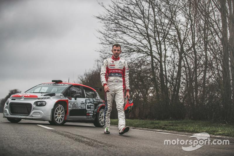 Nuovo team principal Citroën Racing