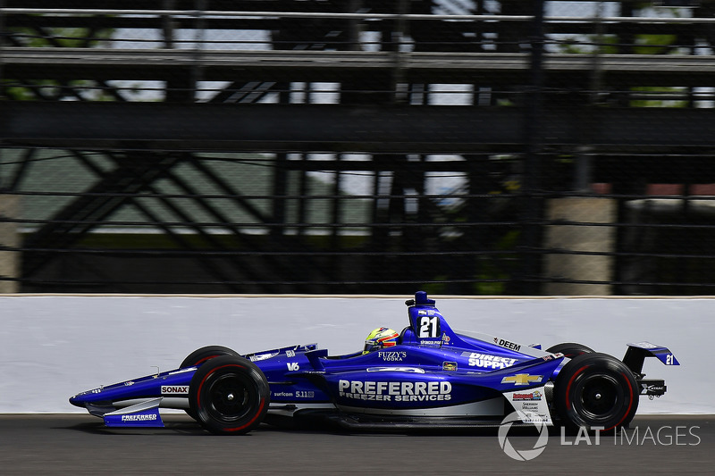 6: Spencer Pigot, Ed Carpenter Racing Chevrolet, 228.107