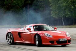 Walter Rohrl Porsche Carrera GT