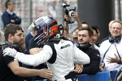 Race winner Edoardo Mortara, Mercedes-AMG Team Driving Academy, Mercedes - AMG GT3