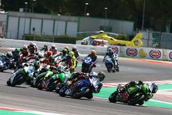 Hikari Okubo, Kawasaki Puccetti Racing, Sandro Cortese, Kallio Racing
