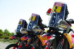 Bike of Red Bull KTM Factory Team