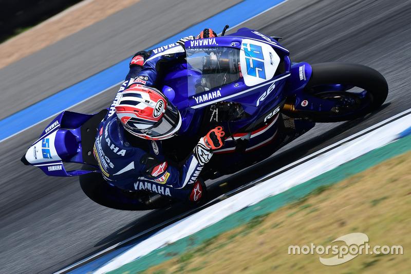 SS600: Ratthapong Wilairot, Yamaha Thailand Racing Team