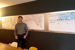 Pascal Derron, CEO della società Swiss ePrix Operations AG