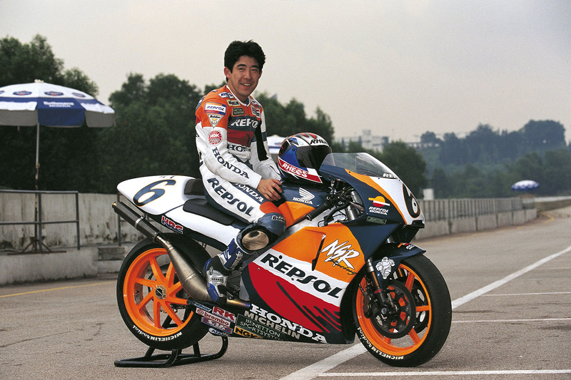 1996. Tadayuki Okada- Gran Premio de Malasia - Abandono