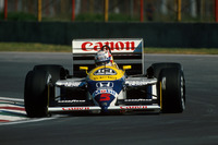 Найджел Мэнселл, Williams FW11B