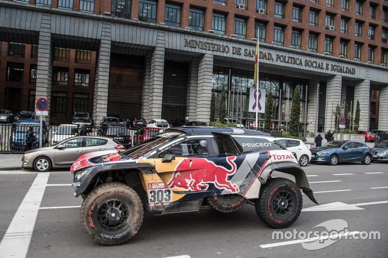 A Kresz az Kresz, még egy Dakar-győztesnek is