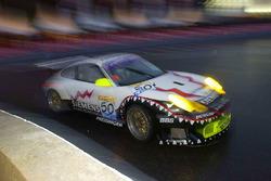 #50 Freisinger Racing Porsche 996 GT3 RS: Stéphane Ortelli, Marc Lieb, Romain Dumas