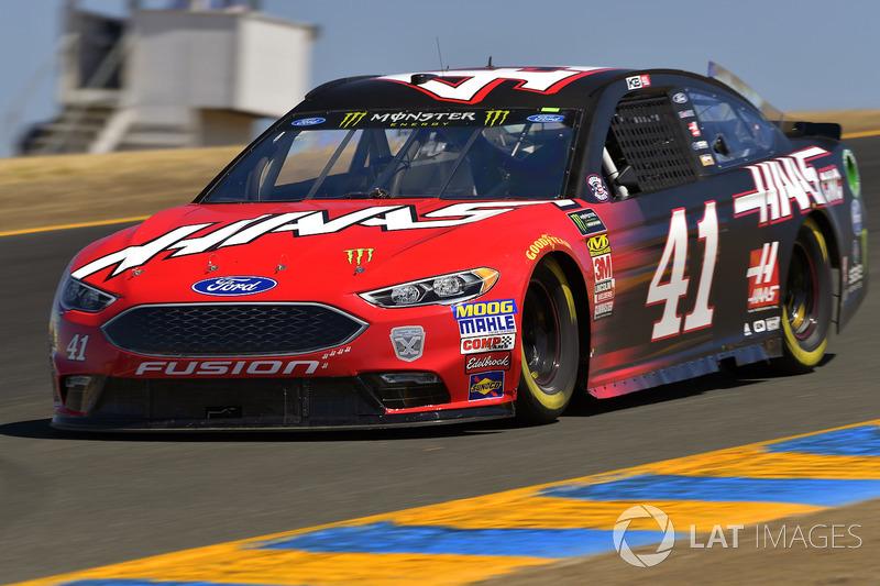 23. Kurt Busch, Stewart-Haas Racing, Ford Fusion Haas Automation