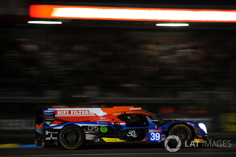 17: #39 Graff Racing S24 Oreca 07 Gibson: Vincent Capillaire, Jonathan Hirschi, Tristan Gommendy, 3'26.701