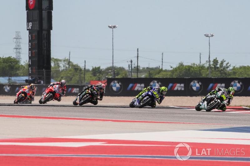 Кел Кратчлоу, Team LCR Honda, Валентино Россі, Yamaha Factory Racing, Жоанн Зарко, Monster Yamaha Tech 3