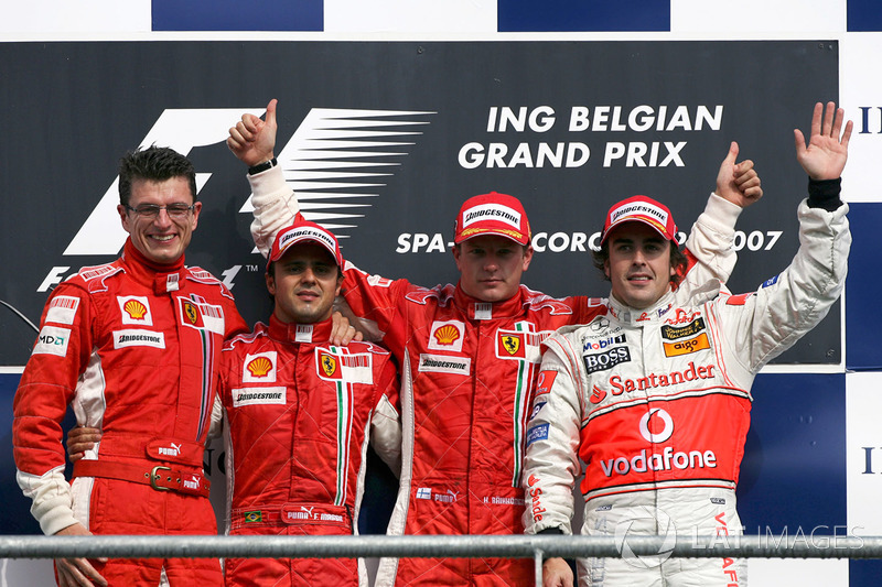 GP de Bélgica 2007