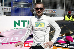 #25 HTP Motorsport Mercedes-AMG GT3: Indy Dontje