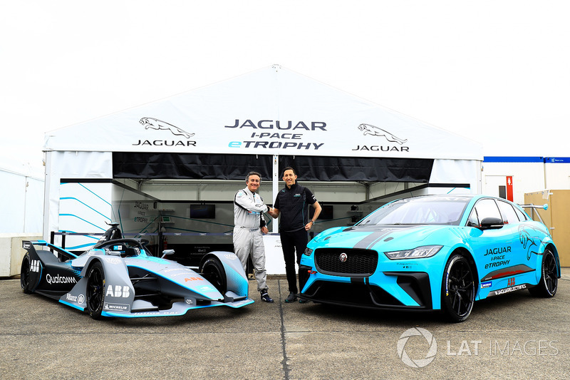 Jaguar-eTrophy: Berlin