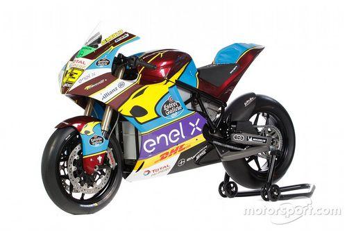 Marc VDS Racing livery unveil