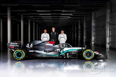 Lançamento Mercedes